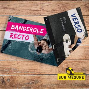 Banderole Recto-Verso